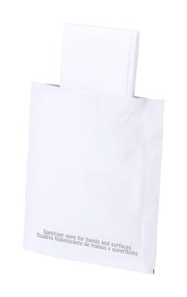 Čistilni robčki Masup - White