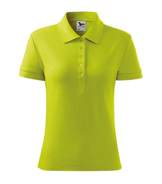 Polokošile dámská Malfini Cotton - Limetková / 2XL