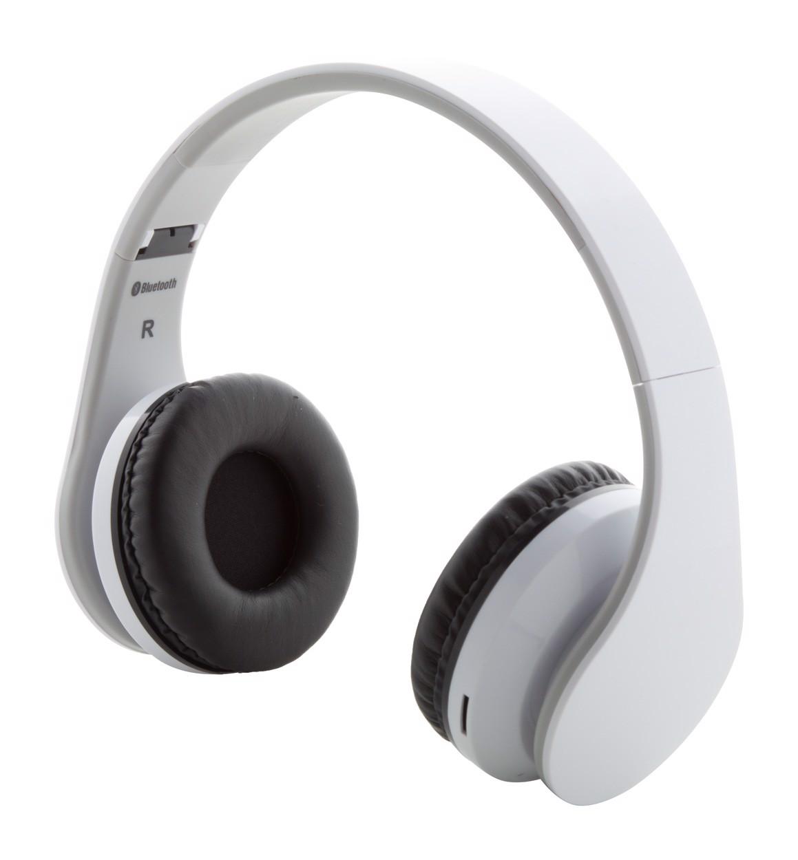 Bluetooth Headphones Darsy - White / Black