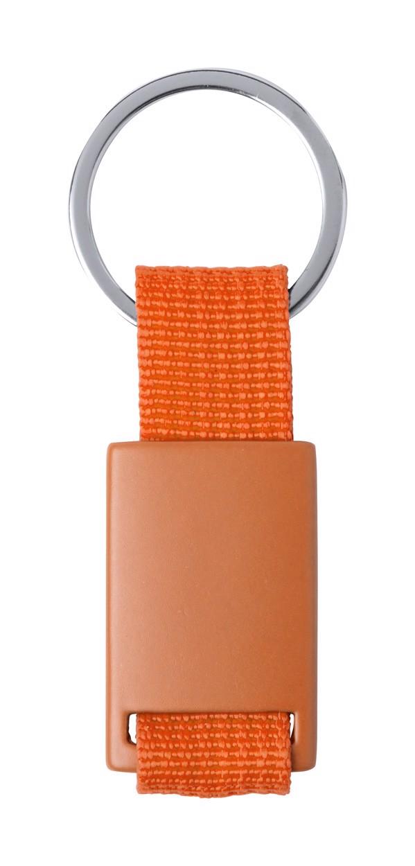 Přívěšek Na Klíče Slayter - Oranžová
