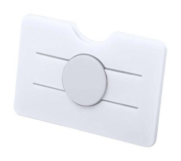 Obal Na Kreditní Karty Tisson - Bílá / Bílá