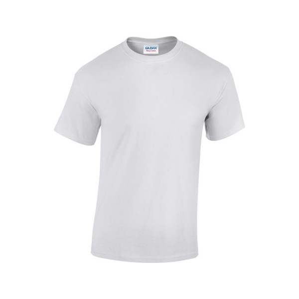 Tlusté tričko 185 g/m² Heavy T-Shirt 5000 - White / M