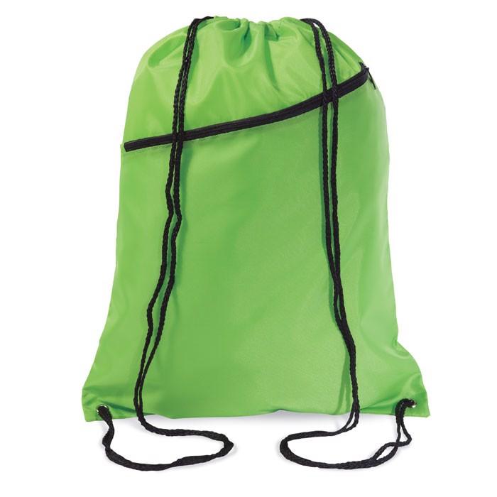 Velký batoh se šňůrkami Bigshoop - lime