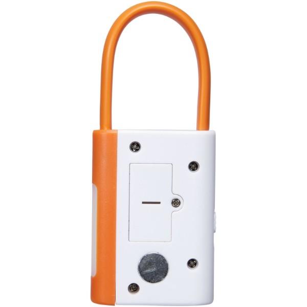Libra Duo-COB- und LED-Licht - Orange / Weiss