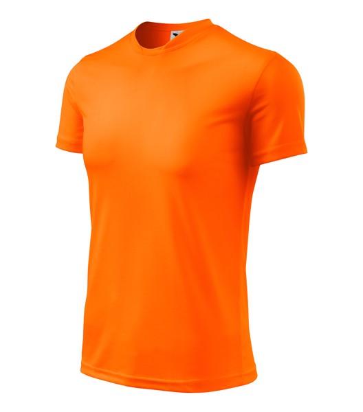 Tričko dětské Malfini Fantasy - Neon Orange / 122 cm/6 let