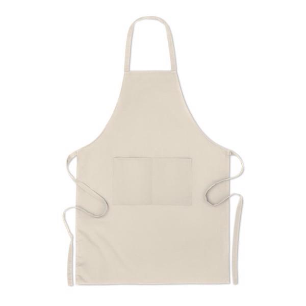 Organic cotton apron 200 gr/m² Raipur