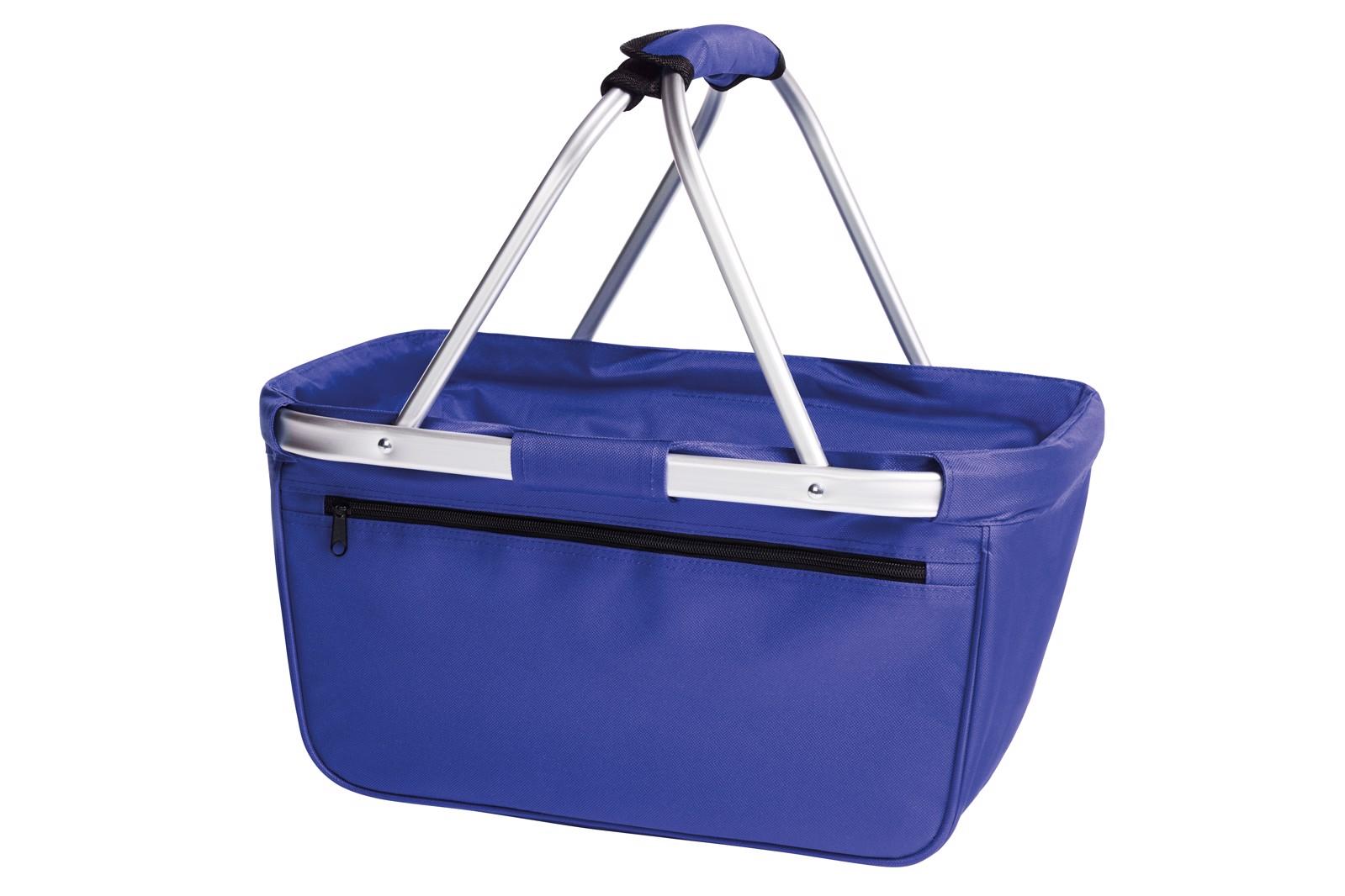 Shopper Basket - Royalblau
