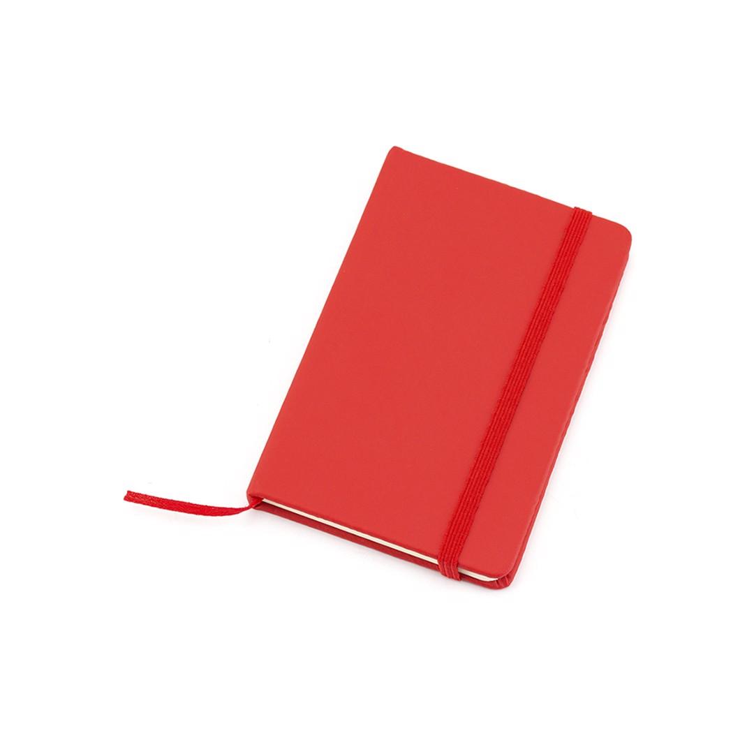 Bloc Notas Kinelin - Rojo