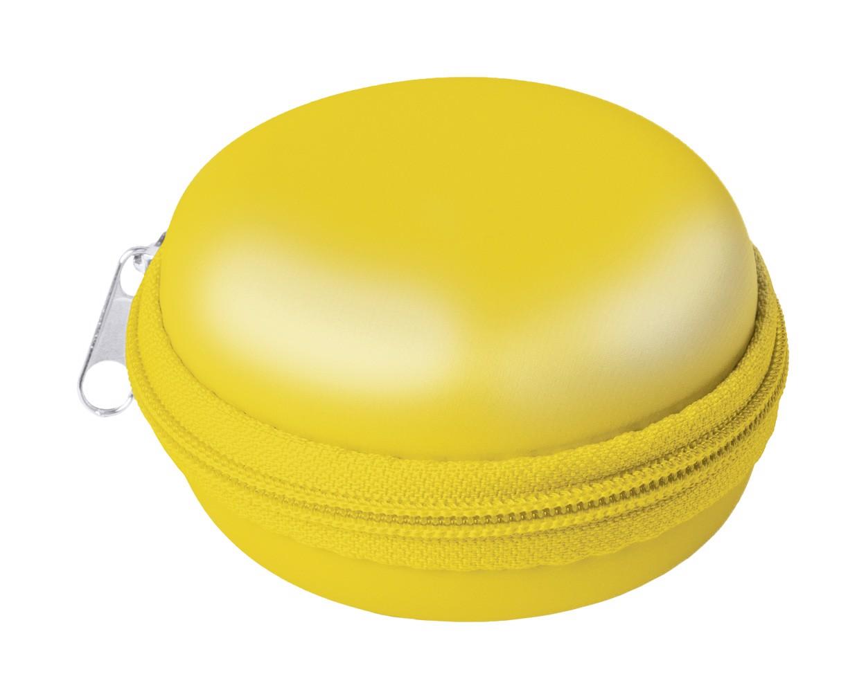 Víceúčelové Pouzdro Shilay - Žlutá / Černá