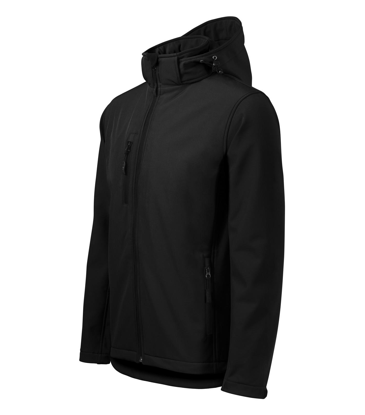 Softshell Jacket men's Malfini Performance - Black / 3XL