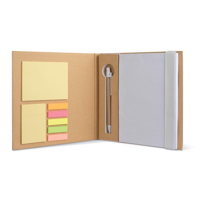 Eco Notes. Quincy - biały