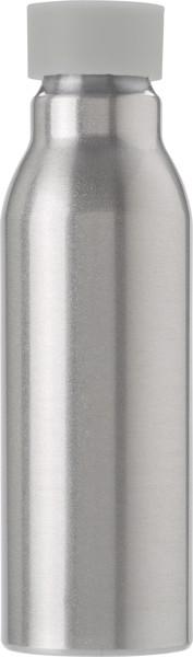 Aluminium bottle - Silver
