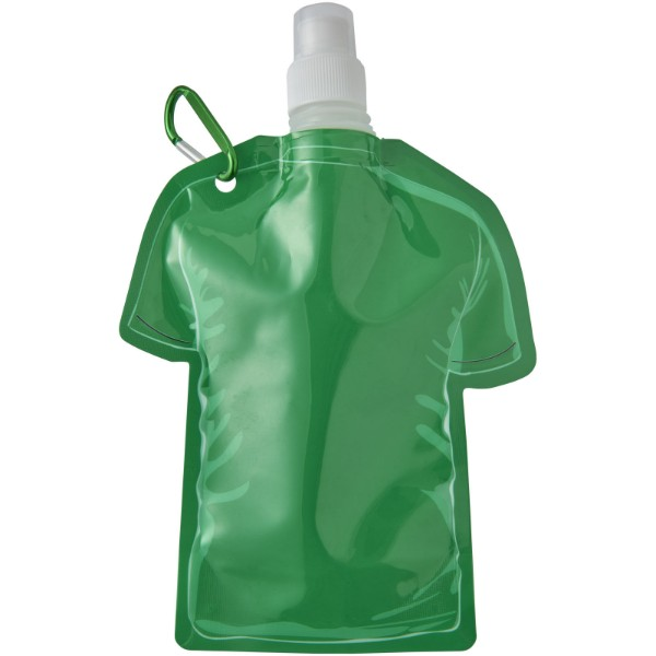 Goal 500 ml football jersey water bag - Green