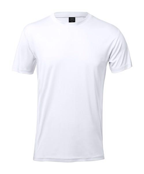 Felnőtt Póló Tecnic Layom - Fehér / XS