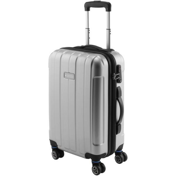 """20"""" Handgepäck Koffer - Silber"""