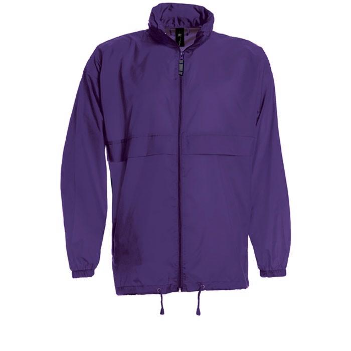 Ladies Windbreaker 70 g/m2 Sirocco Women Jw902 - Purple / XXL