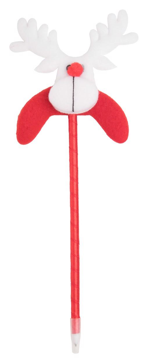 Ballpoint Pen Tidil - Red / White