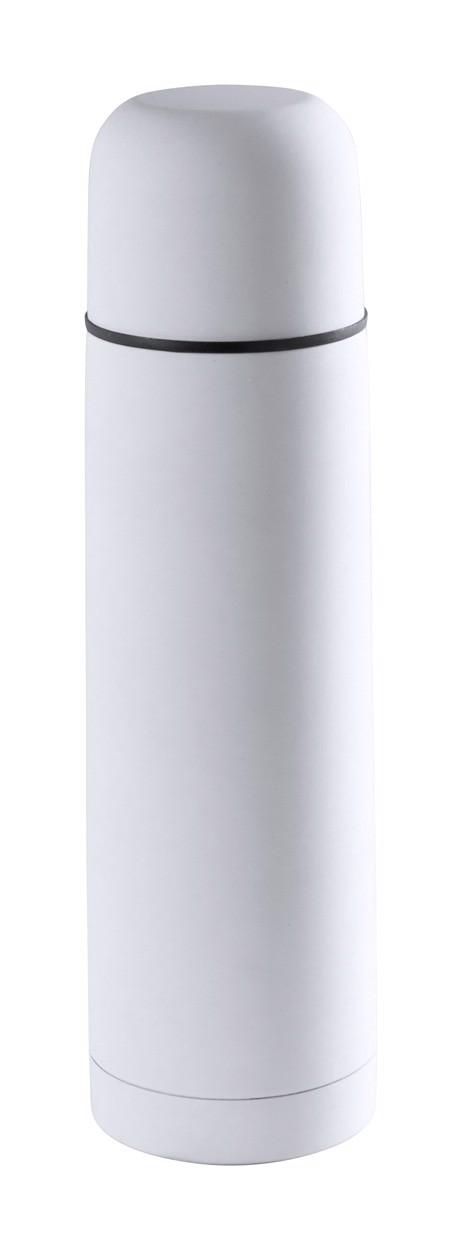 Vacuum Flask Hosban - White