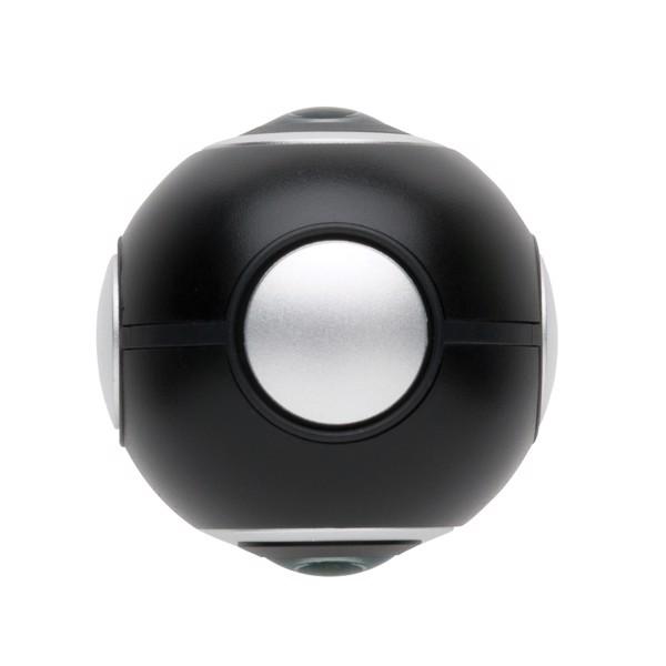 Dupla lencsés 360 fokos kamera