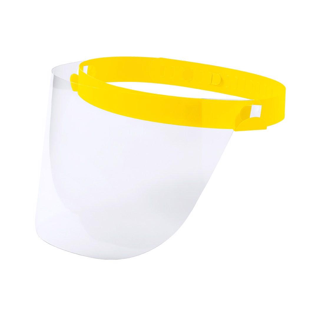 Pantalla Facial Niño Tundex - Amarillo