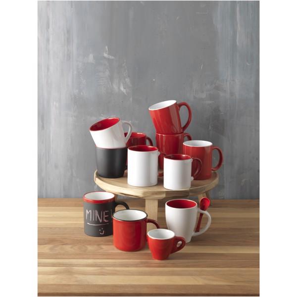 Perk 80 ml farbige Espresso-Tasse - creme