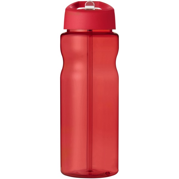 H2O Base® 650 ml spout lid sport bottle - Red