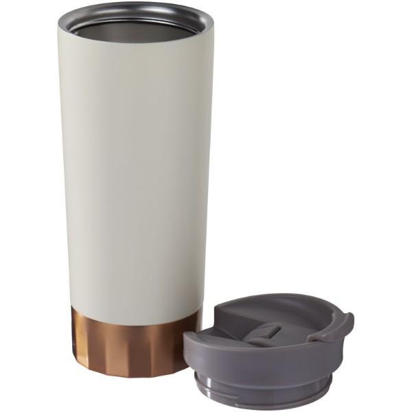 Vakuový termohrnek Peeta - Chrome