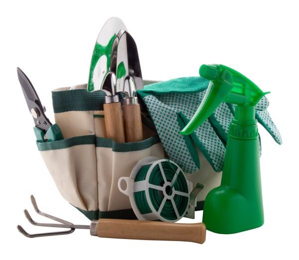 Garden Tools Set Botanic - Green / Natural