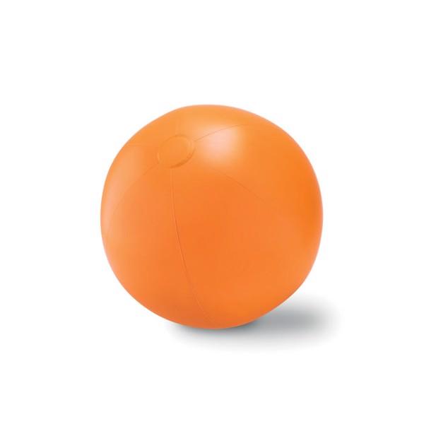 Large Inflatable beach ball Play - Orange