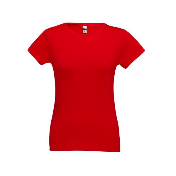 SOFIA. Dámské tričko - Červená / L