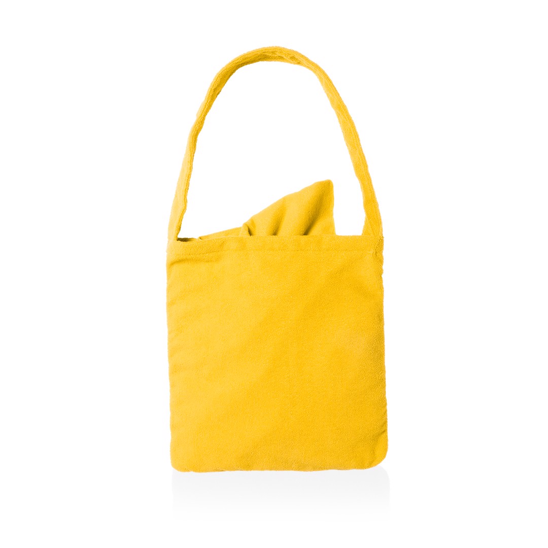 Towel Bag Peck - Yellow