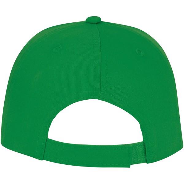 Ares 6 panel cap - Fern Green