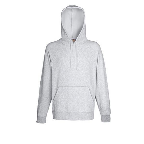 Lightweight Hooded - Cinza Claro / XL
