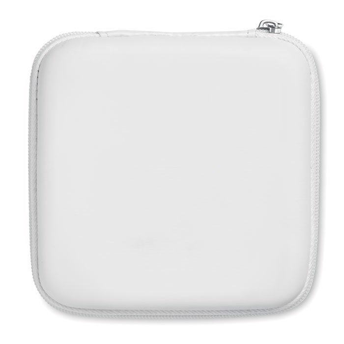 Computer accessories pouch Powerset - White