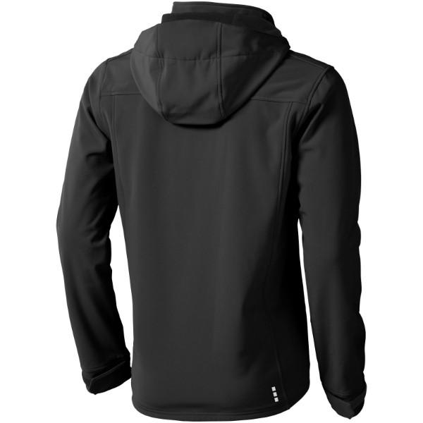 Softshellová bunda Langley - Anthracitová / XL