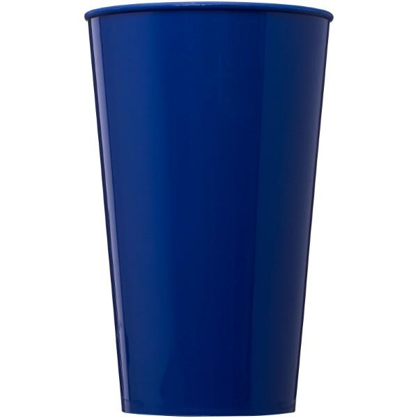 Arena 375 ml plastic tumbler - Mid blue
