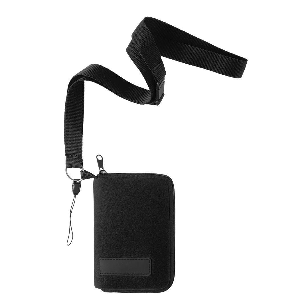 Multipurpose Bag Pooler - Black