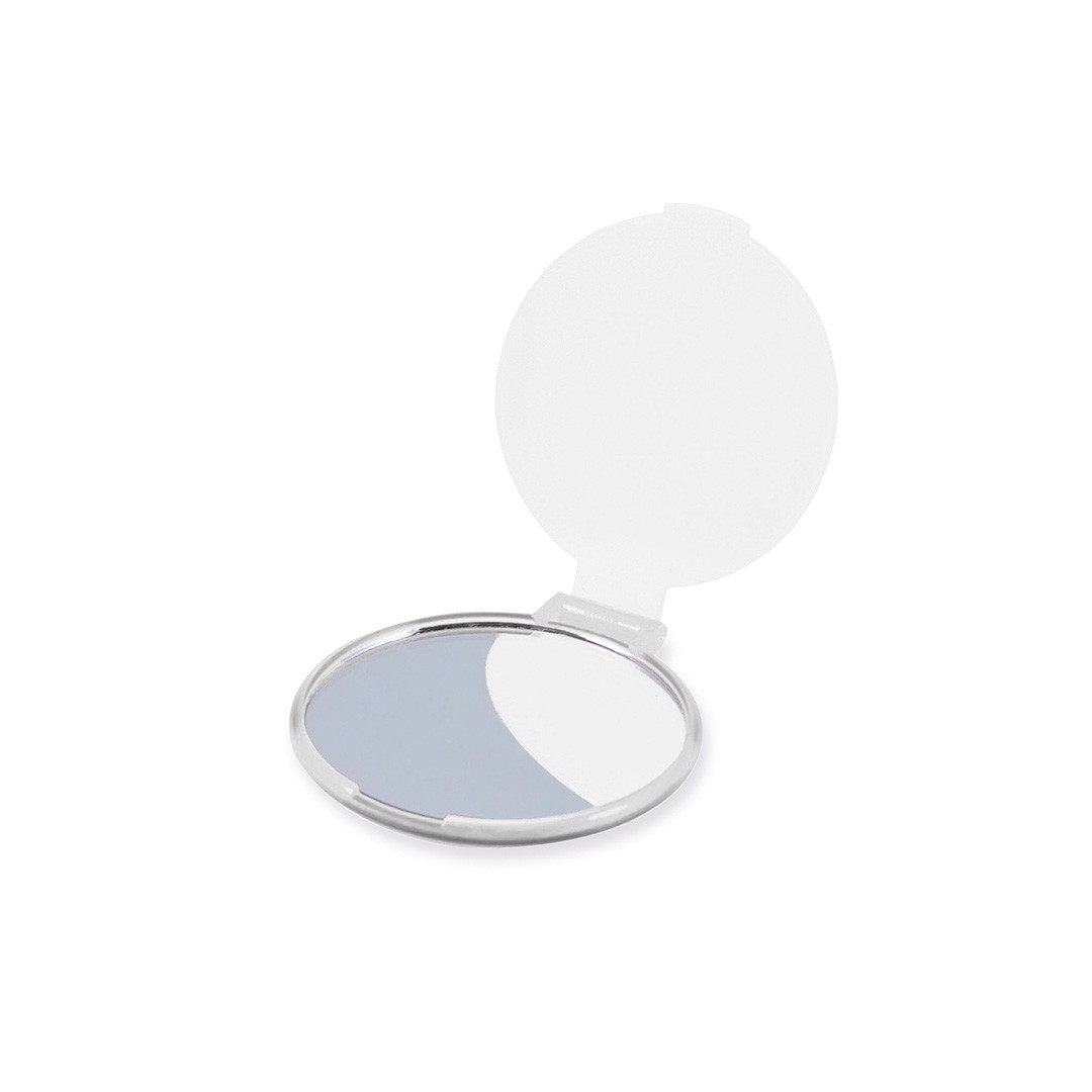 Pocket Mirror Thiny - White