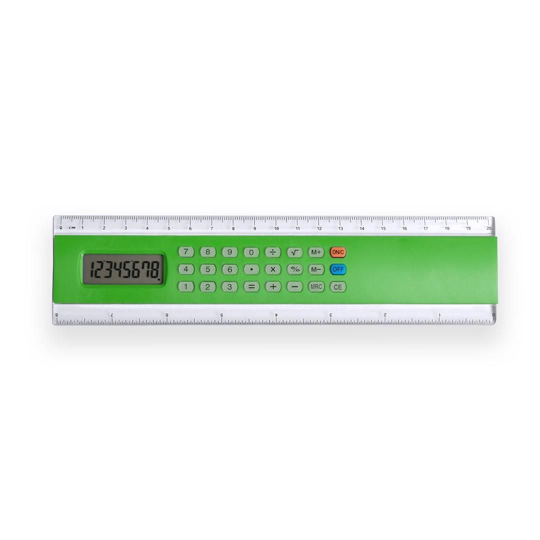 Regla Calculadora Profex - Verde