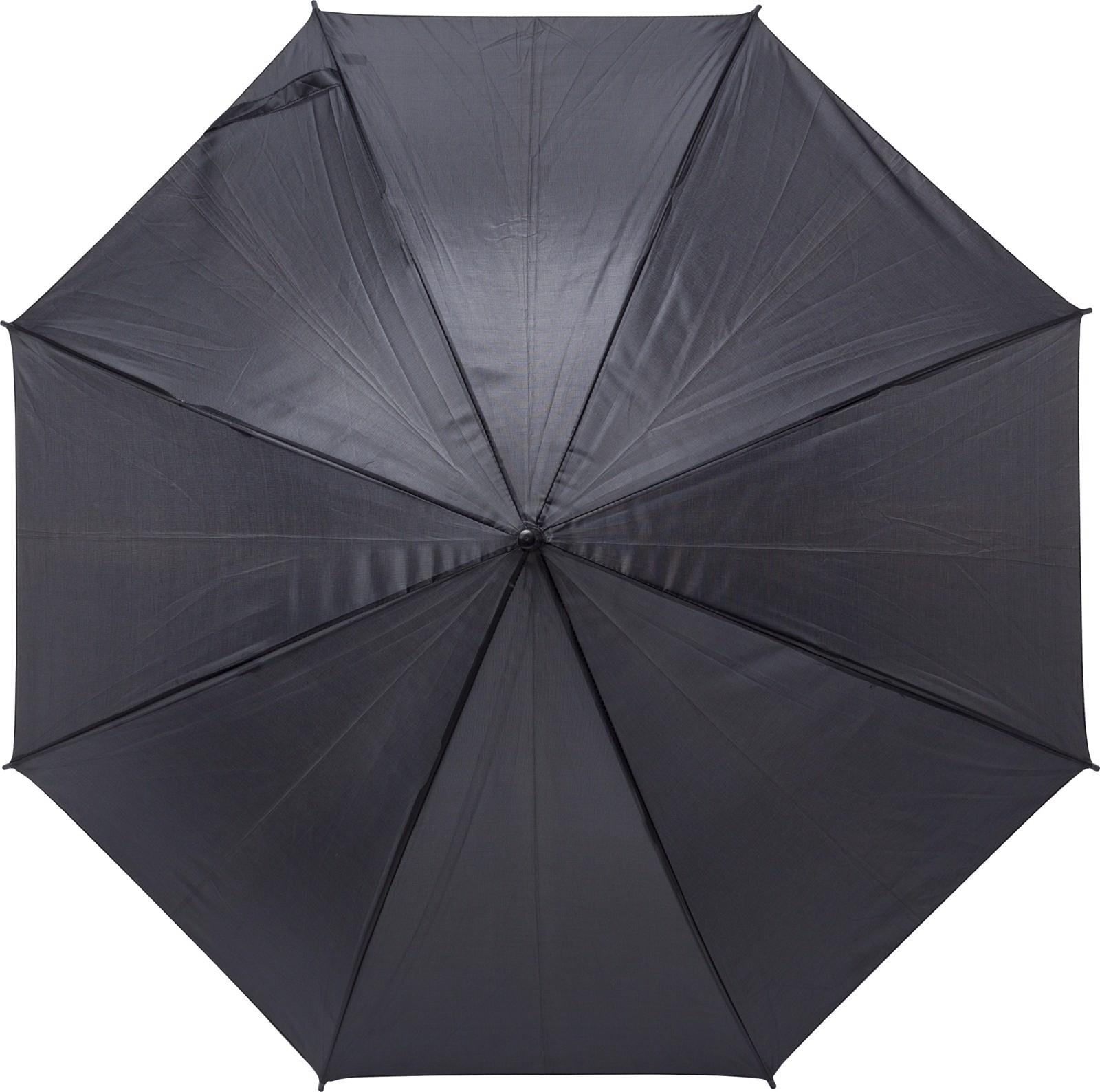 Polyester (170T) umbrella - Black