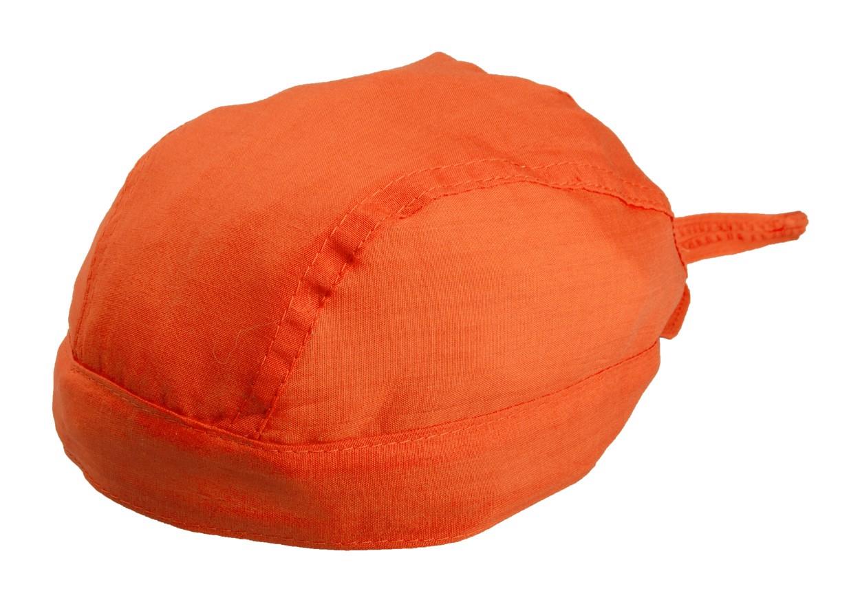 Šátek Na Hlavu Garfy - Oranžová