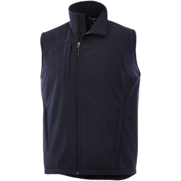 Stinson softshell bodywarmer - Navy / XXL