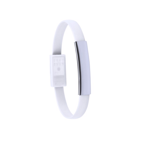 Chargeur Bracelet Ceyban - Blanc