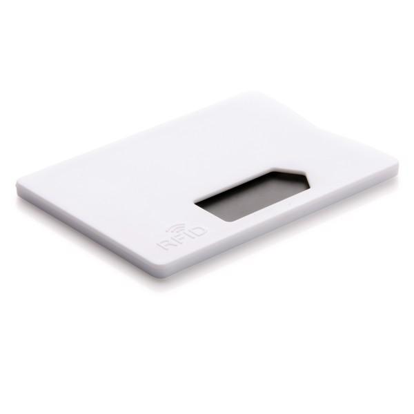 Pouzdro na kartu s RFID ochranou - Bílá