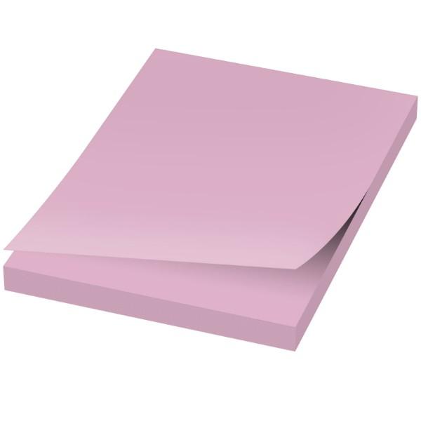 Samolepicí lístečky Sticky-Mate® 50x75mm - Světle růžová / 50 pages