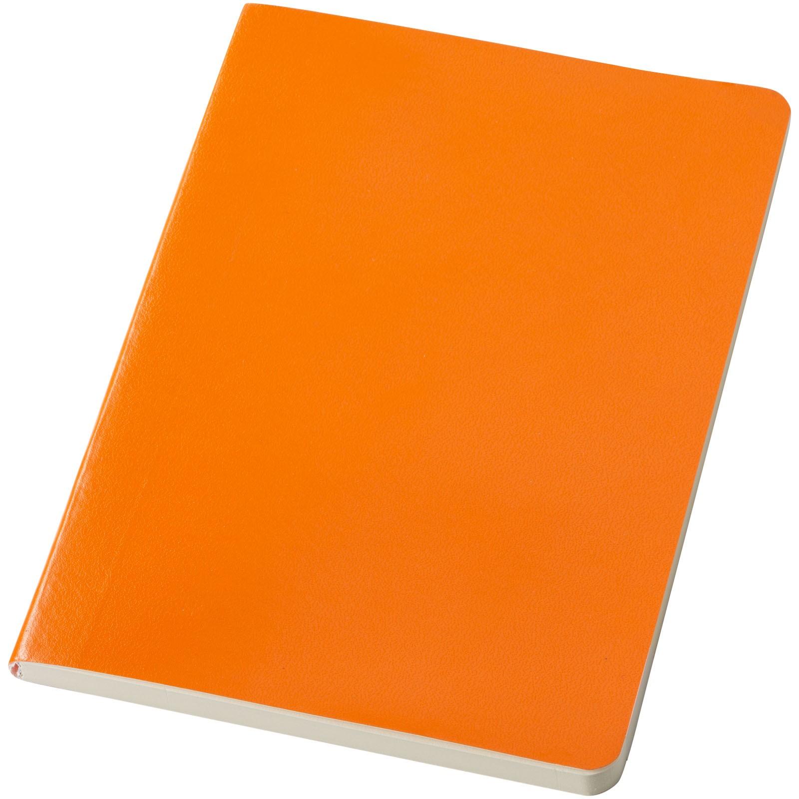 Gallery A5 Soft Cover Notizbuch - Orange