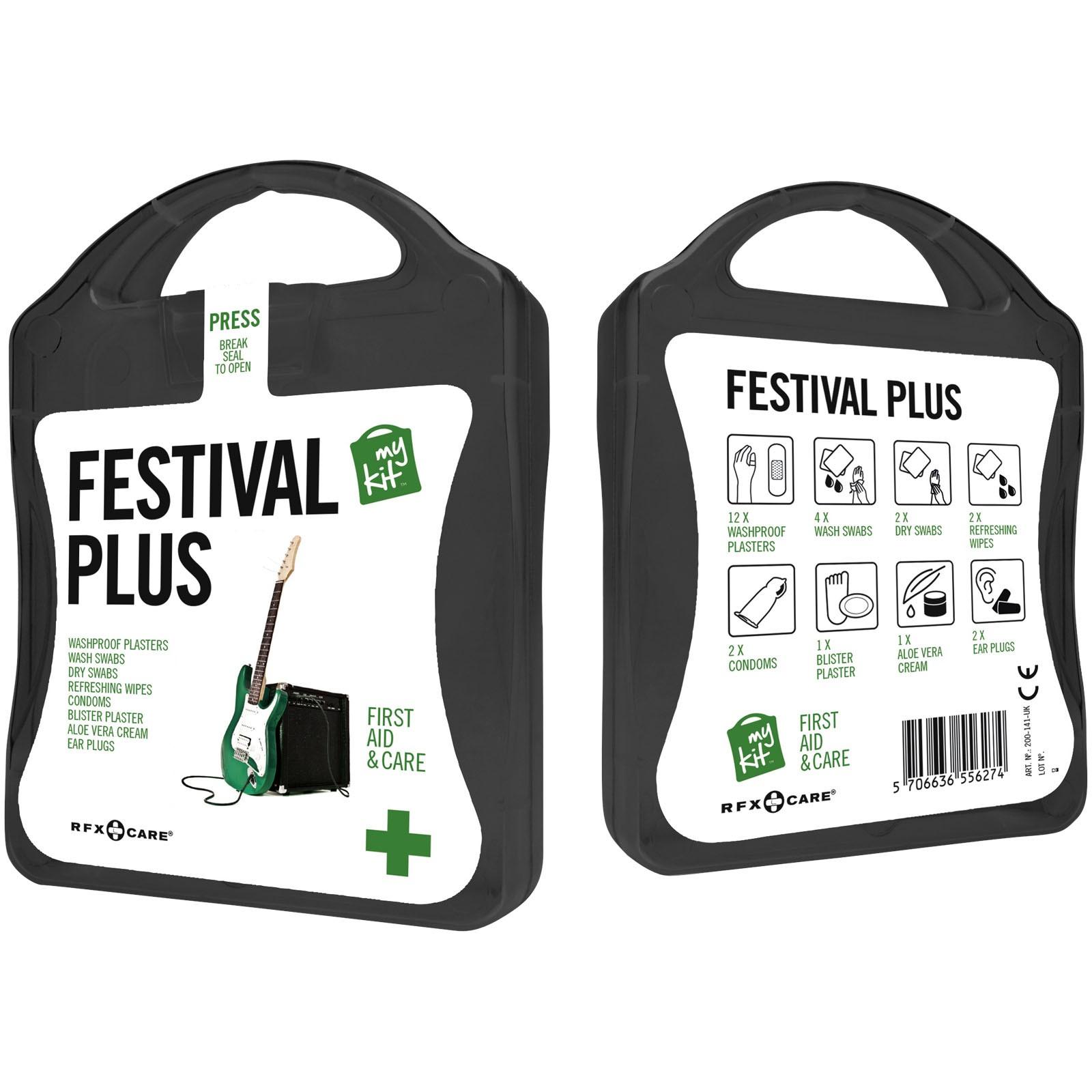 MyKit Festival Plus - Solid Black