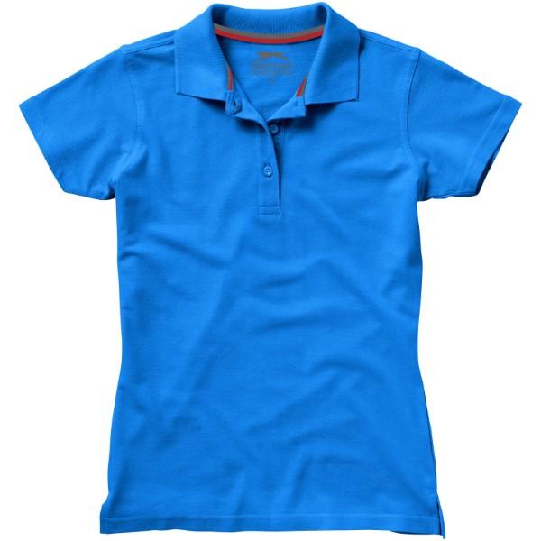 Dámská polokošile Advantage s krátkým rukávem - Nebeská modrá / XL