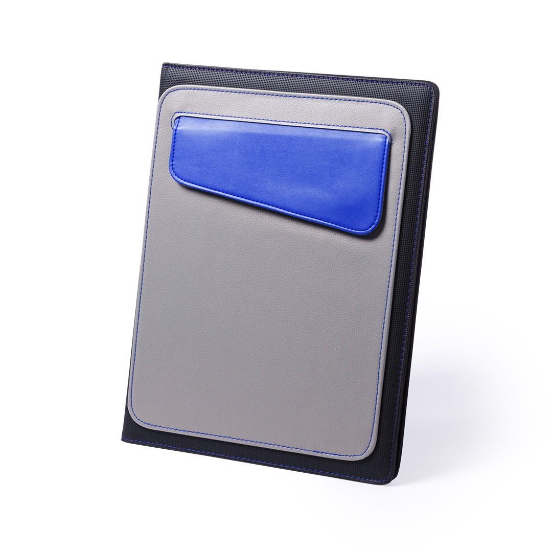 Carpeta Funda Tablet Cora - Azul