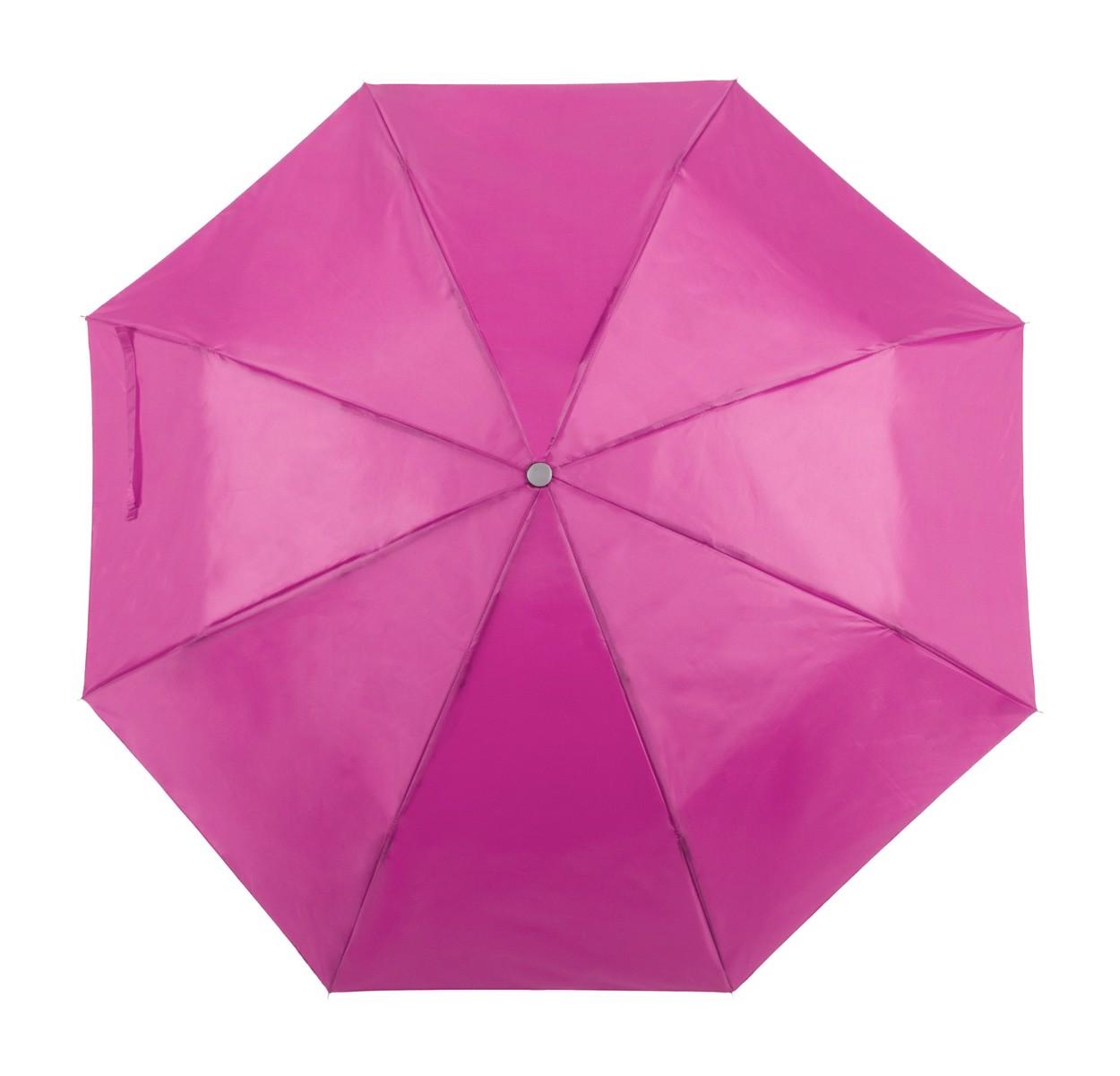 Deštník Ziant - Růžová